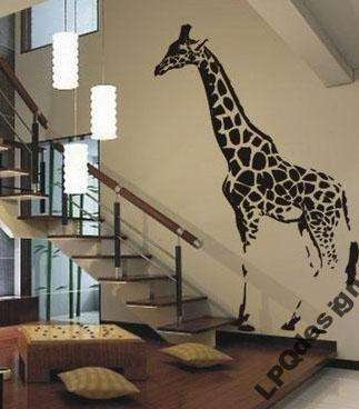 giraffe žirafa schody