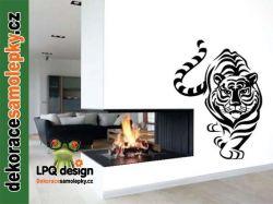 Tapeta, moderní dekorace pro milovníky šelem