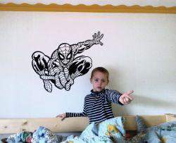 Dekorace, tapeta, samolepka SPIDERMAN