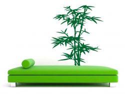 samolepka bambus