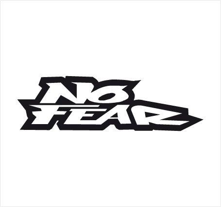 samolepka No fear 02