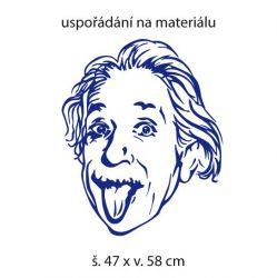 Dekorace na zeď Einstein