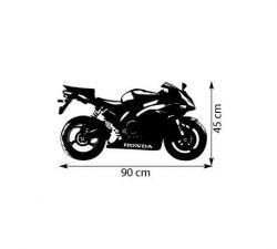 3Samolepka Honda CBR