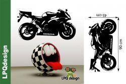 Samolepka Honda CBR