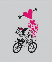 samolepka_zed_laska na kole